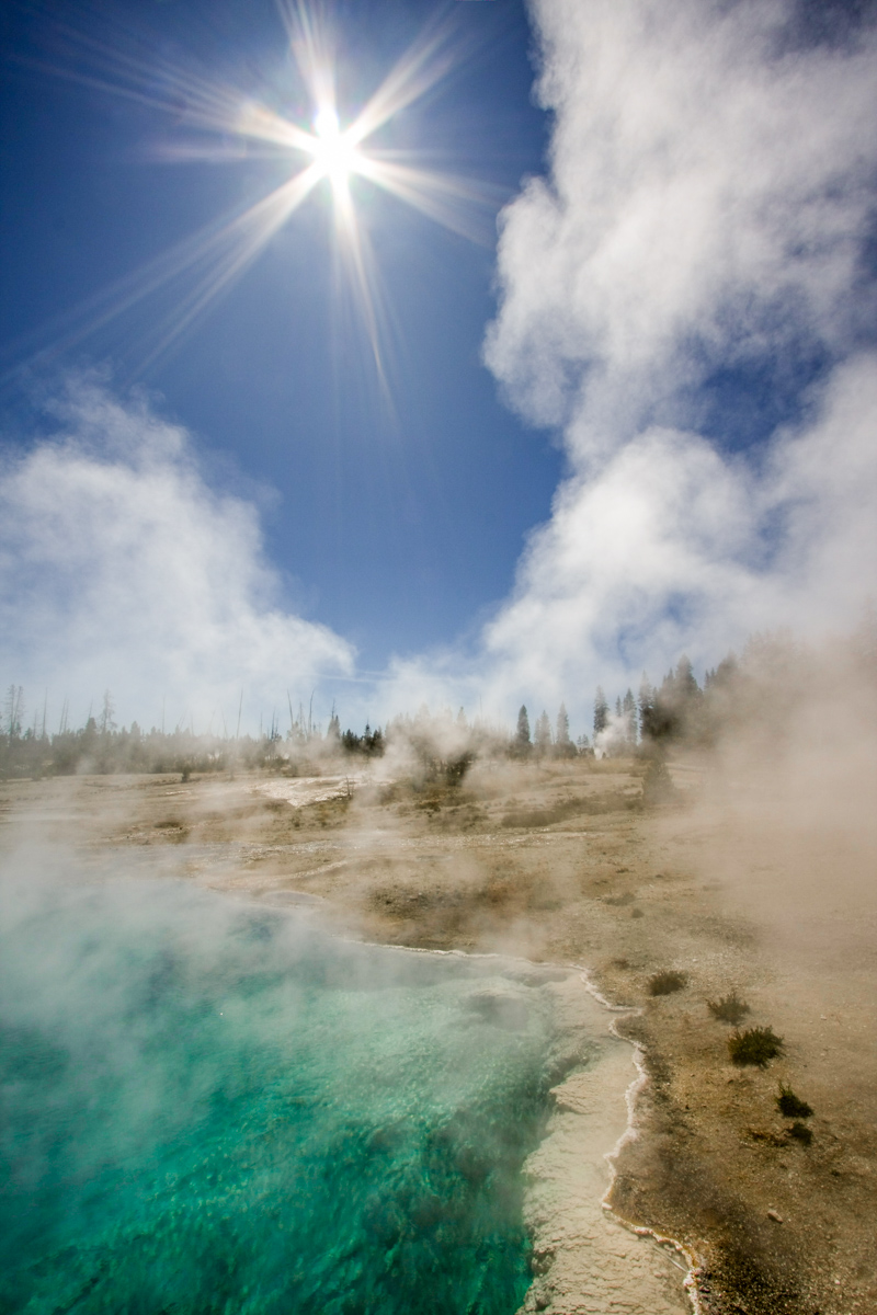 Yellowstone Smoke